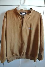 SBC/Classic 2005 Zero Restrictions Mens XL Pullover Waterproof Jacket/Mint
