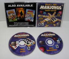 Moraff's  Mahjongg 2005 (Luxury Edition) (PC, 2004)