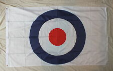 Mod Target 5x3 Flag Britain British Royal Air Force Mods Scooter Rally The Who