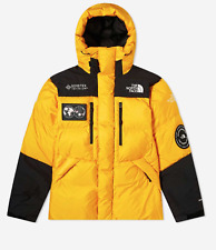 NWT Mens The North Face 7SE Himalayan Parka Jacket Medium TNF Yellow Down