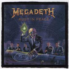 MEGADETH PATCH / SPEED-THRASH-BLACK-DEATH METAL