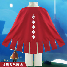 Sky: Light Awaits Cosplay Costume Sky:Children of Light Cloak Halloween Cape