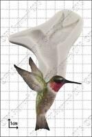 Silicone mould Humming Bird | Food Use FPC Sugarcraft FREE UK shipping!