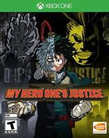 Bandai Namco MY HERO Ones Justice (Xbox One)