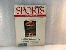 1955 Sports Illustrated 8-15-55 1st Anniversary
