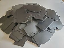 Lot of 15 Control Plates For Russ Bassett Microfiche Storage Cabinets