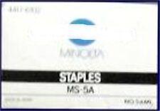 Genuine Minolta 4417-6102 Staples MS-5A 44176102 (1) Box of 3 Cartridges