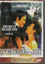 """DVD """"Le Chevalier de la nuit"""" - Jean Claude Pascal NEUF SOUS BLISTER"""
