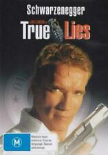 True Lies DVD Region 4 Arnold Schwarzenegger Jamie Lee Curtis