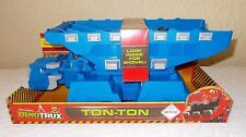 New Dinotrux Epic TON-TON Vehicle Half Dinosaur Construction Truck w/ Shovel Toy