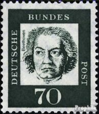 BRD (BR.Duitsland) 358yb Empire met Counting nummer postfris 1961 Significante D