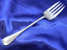 STIEFF QUEEN ANNE STERLING SILVER SERVING FORK - VERY GOOD CONDITION