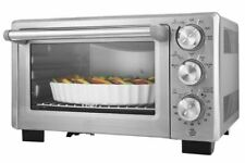 Convection Toaster Oven Stainless Steel Counter Top Countertop Pizza Panini Gift