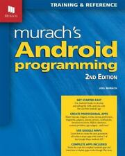 Murach's Android Programming, Paperback by Murach, Joel
