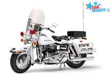 Tamiya maquette moto Harley Davidson FLH 1200 Police 1/6 - 16038