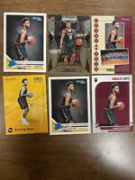 Darius Garland RC Rookie Card Lot Of 6 NBA Hoops Prizm Donruss Rated Rookie Cavs
