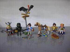 PLAYMOBIL SERIE THE MOVIE  PERSONAJES - ELIGE TU FIGURA Y AHORRA ENVÍO