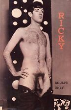 "RICKY   MAGAZINE COVER PHOTO*  8X10"" COLOR GLOSSY* EXCELLENT FOR FRAMING"