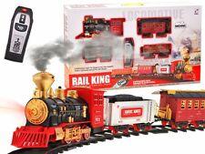 Modelleisenbahn Elektrische Zug Eisenbahnzug Eisenbahn  3 Waggons 148x86cm RAUCH