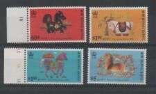 C1078 Hong Kong 581/84 postfris Jaar van het Paard