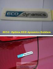 For 2014 ~ KIA OPTIMA K5 trunk rear ECO Dynamics Emblem Genuine Part OEM