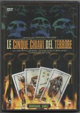 Le cinque chiavi del terrore (F. Francis, 1964) dvd ed. Pulp Video