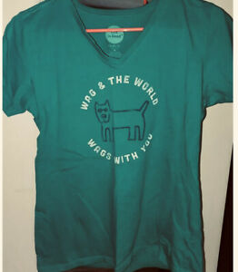 LIFE IS GOOD crusher tee classic fit T Shirt XL