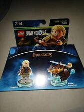 LEGO Dimensions legolas lord of the rings 71219 new sealed