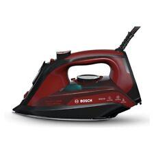 Plancha de vapor ropa vertical antigoteo Bosch TDA503001P 3000W 200GR Ceramica