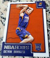 DEVIN BOOKER 2015 NBA Hoops  #1 Draft Pick Rookie Card RC Logo SP SUNS $$ HOT $$
