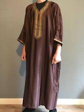 New Moroccan Arab Islamic Jubba Djellaba Qamis Kaftane Thobe Marrakech Men 2018
