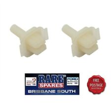 FORD FALCON XW XY XA EYE BROW MOULDING CLIP SET RARE SPARES GT HO GS