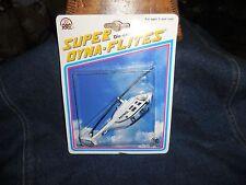 Vintage Super Dyna-Flites Patrol Helicopter 1993 Moc