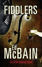 ED MCBAIN ___  FIDDLERS ____ BRAND NEW __ FREEPOST UK