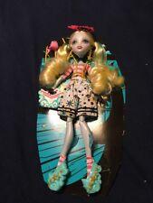 Monster High Doll Shriekwrecked Lagoona Blue Daughter of the Sea Monster New