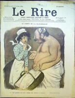 Le RIRE N°312 du 27 Octobre 1900