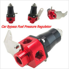 Professional Aluminum 3-65 PSI 3/8'' NPT Car Bypass Fuel Pressure Regulator Tool