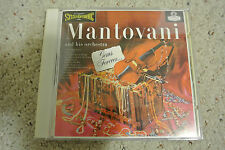 Rare Mantovani Japan CD- Gems Forever