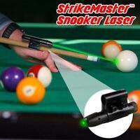 Pool Snooker Cue Sight Billiard Training Device Practice Aid Corrector