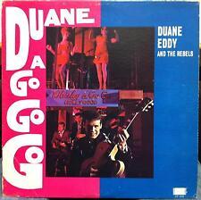 Duane Eddy - A Go Go Go LP VG+ CP 490 Mono USA 1965 Colpix White Promo
