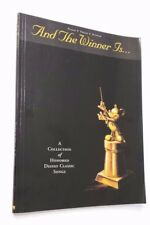 Disney Piano Vocal Guitar Music Book  And The Winner Is...Collection 19  Classic