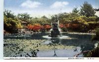 JAPAN Nippon Vintage Pc TOKYO Tokio Hibiya Park Scene
