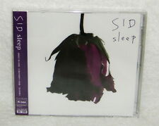 J-POP SID Sleep 2010 Taiwan Ltd CD+DVD (Ver.B)