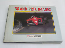 Grand Prix Images Signed By Nigel Mansell to 6 Photos inside the book