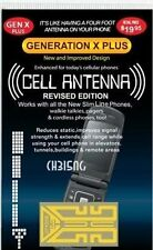 12 Generation X Cell Phone Antenna Signal Boosters Dozen
