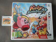 KIRBY BATTLE ROYALE ( 3DS - NINTENDO )