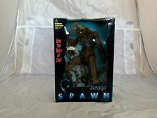 Spawn The Movie McFarlane Toys Deluxe Malebolgia Figure Nib 1997