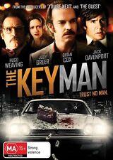 The Key Man - Trust No Man- [Region 4] - DVD - New - Free Post!!