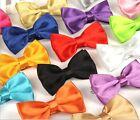 Bow Tie Men's Adjustable Classic Fashion Tuxedo Bowtie Necktie Wedding Party Tie
