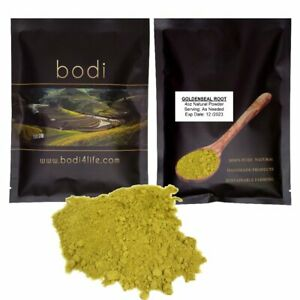 Goldenseal Root Powder 5:1 Extract - 100% Pure Natural Chemical Free (4oz > 5lb)